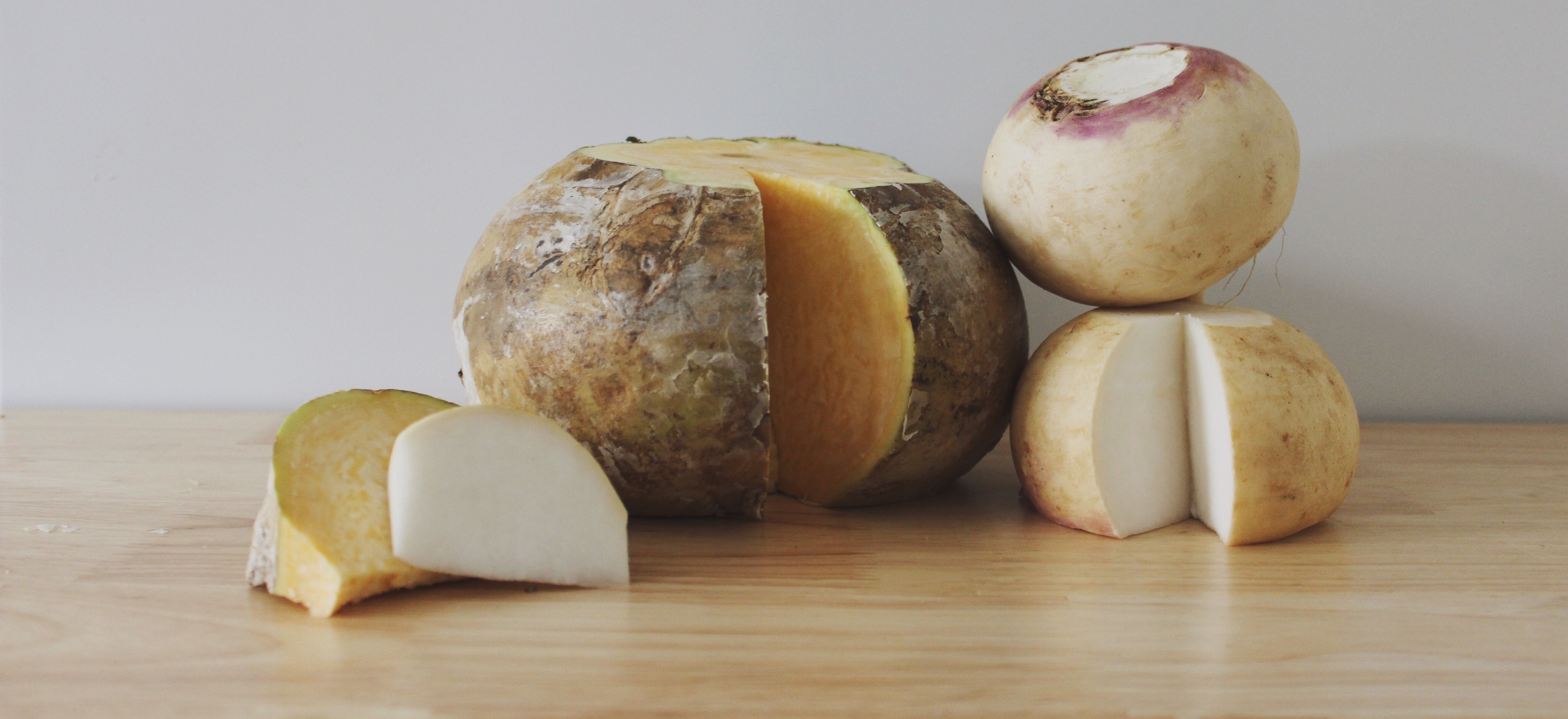 Turnips VS Rutabagas
